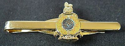 £7.64 • Buy Royal Marines Commando Gold  Plated Tie Clip / Holder
