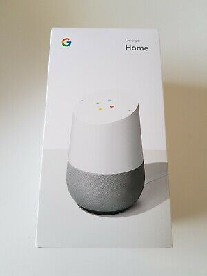 AU150 • Buy Google Home With Google Assistant Built In - Unwanted Xmas Present - Never Used