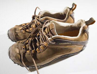 c0a5a2c6eda Merrell Chameleon Arc Earth Women's 8.5 Med Hiking Trail Shoes • 13.99$