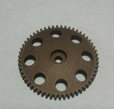 3d Printed Reproduction Of HPI 76906 56 Tooth 1M Spur Gear Nitro Rush Rush Evo  • 12.51£