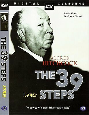 £5.07 • Buy The 39 Steps DVD (1935) Alfred Hitchcock / Robert Donat