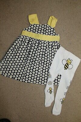$23.74 • Buy EUC Gymboree 2pc.baby Girl Bee Chic Outfit 3-6 Months(RARE!)