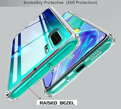 For Huawei P30 Pro 2019 Phone Case 360 Tough Shockproof Slim Clear Gel Cover • 3.99£