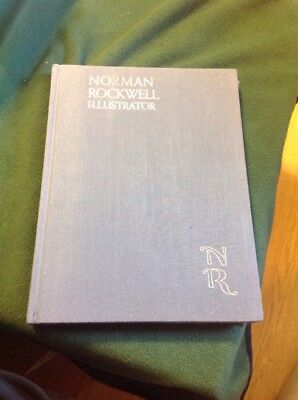 $ CDN14.09 • Buy Norman Rockwell Illustrator Book Published 1971 Hardcover