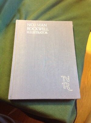 $ CDN13.86 • Buy Norman Rockwell Illustrator Book Published 1971 Hardcover