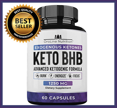 $26 • Buy KETO MAX Diet Pills - 1250mg Advanced Weight Loss Ketosis Supplement