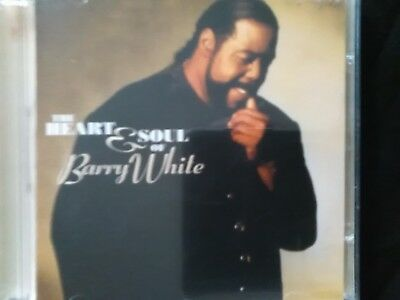 Barry White, The Heart And Soul Of 10 Tracks 2007 Pickwick Cd • 3£