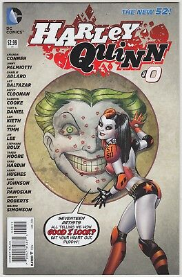 $ CDN18.14 • Buy Harley Quinn #0 Dc Comics Nm- Condition New 52