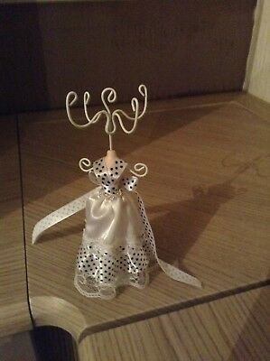 Spanish Lady Jewellery Mannequin Stand New • 4.50£