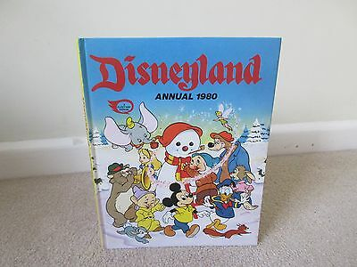 DISNEYLAND ANNUAL 1980 -  Good Condition • 5.84£