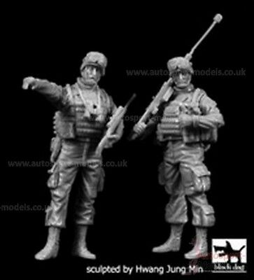 1/35 Resin Figures ~ US Snipers Set (x2) By Black Dog • 23.69£