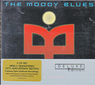 £9.81 • Buy 2 Cd Deluxe Edit. The Moody Blues Red Rocks & The Colorado Symphonie Orchestra