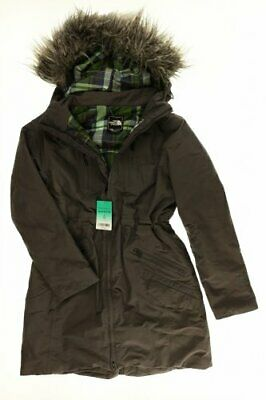 1c28c32f98 The North Face Mantel Damen Jacke Parka Gr. INT M Grau #df66de7 • 80.90