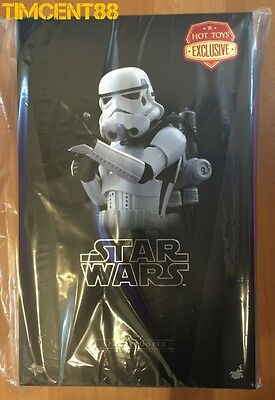 $ CDN322 • Buy Hot Toys MMS291 Star Wars Episode IV A New Hope Spacetrooper 1/6 Exclusive