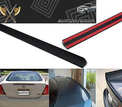 $26.99 • Buy For 2000-2008 SUBARU WRX STI Trunk Lip Spoiler 01 02 03 04 05 06 07