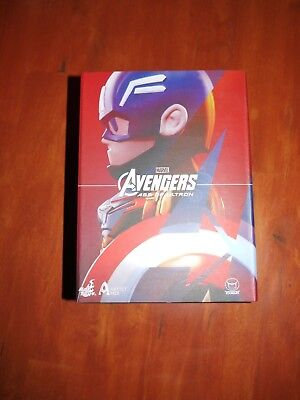 $ CDN40.08 • Buy Avengers Age Of Ultron Series 1 Captain America Artist Mix Hot Toys NEW