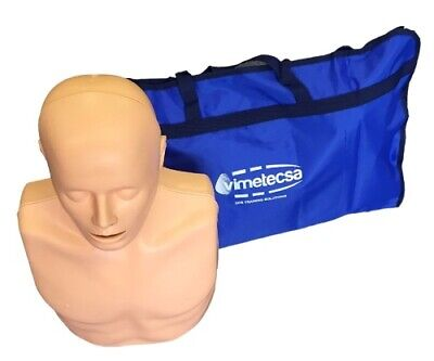 £166.80 • Buy CPR Training Manikin Adult & Child Manikin With Carry Bag/mat NEW-Advanced Head