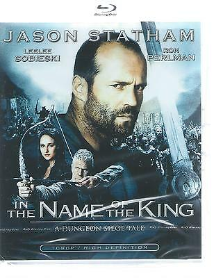 Blue Ray In The Name Of The King Jason Statham - English / Nederlands Region 2  • 7.77£