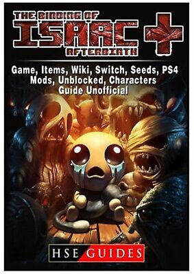 AU17.88 • Buy The Binding Of Isaac Afterbirth Plus Game, Items, Wiki, Switch, S By Guides, Hse