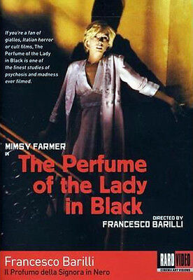THE PERFUME OF THE LADY IN BLACK - DVD - Cult - Italian Horror - Uncut • 12.50£