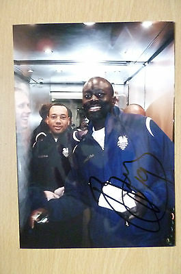 £5.99 • Buy Signed Colour Pictures- PATRICK AGYEMANG, Portsmouth FC (7x5 Inch)