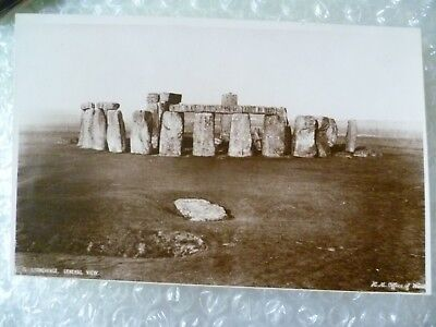 Postcard Stonehenge Stones Rocks General View Wiltshire • 3.99£
