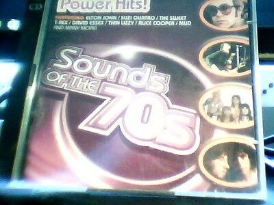 Time Life Sounds Of The 70s Power Hits Vgc Rare 469/08 Timmy Thomas Free Dawn  • 14.99£