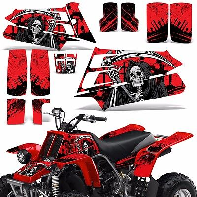 AU126.52 • Buy Decal Graphic Kit Yamaha Banshee 350 ATV Quad Decal Wrap Parts Deco 87-05 REAP R
