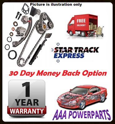 AU129.88 • Buy Timing Chain Kit To Suit Toyota Corolla Zre152 Zre182 Zre172 1.8l Dohc 2zr-fe