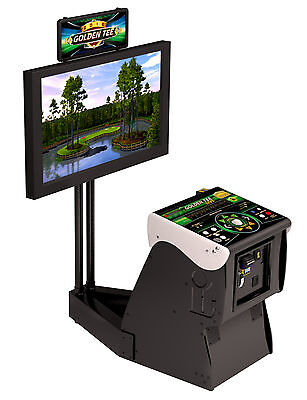 $4765 • Buy Golden Tee Live 2021   Factory UNIT NIB (without TV Mount). Factory Direct