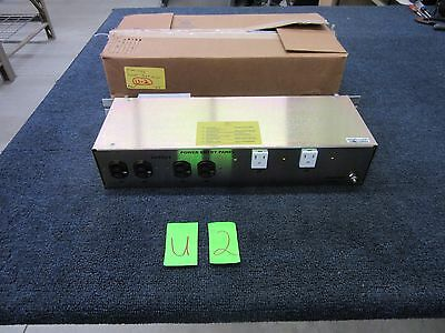 $ CDN35.23 • Buy Marway Power Distribution Box Console Military Surplus Volt Input Output New