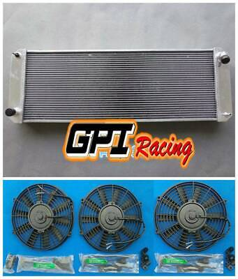 $ CDN447.74 • Buy 62MM CORE For Lotus Esprit S4/SE/S4s/V8/GT/GT3 1988-2004 Aluminum Radiator+Fans