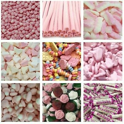 £3.99 • Buy Sweets Girls Gifts Party Bags Favours Sweet Cart Cones Gummy Fizzy Boiled Toffee