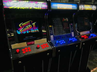 Coin Operated 2 Player Retro Arcade Machine - Gaming - Business - Mancave - Pub • 949.99£