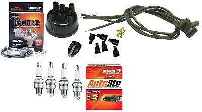 $ CDN226.10 • Buy Electronic Ignition Kit 12v Ford 8N Tractor Side Mount Distributor 263844 & Up