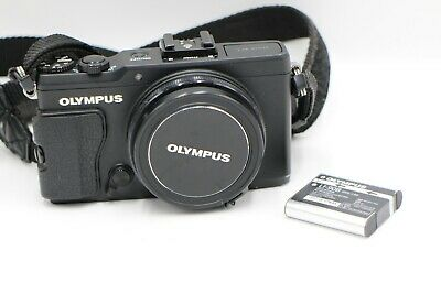 AU221.03 • Buy Olympus Stylus XZ-2 12.0MP Digital Camera - Black