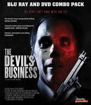 THE DEVIL'S BUSINESS - Blu-ray - Cult Horror Thriller - Uncut (DVD Included) • 19.50£