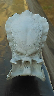 $ CDN66.16 • Buy Hot Toys Predator AVP SCAR CELTIC ANCIENT CHOPPER  Custom Head Resin Casting