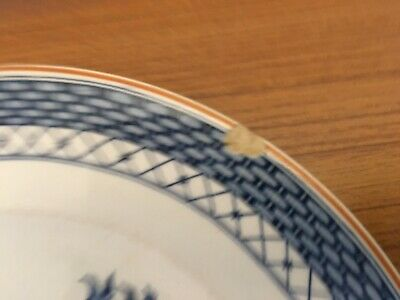 Parrot Ware .Willow Pattern. A5686. DINNER PLATE. C.1921+ • 1.99£