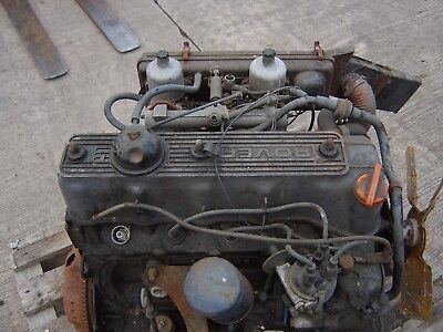 Rover P6 2.2 2200 TC Complete Engine • 695£