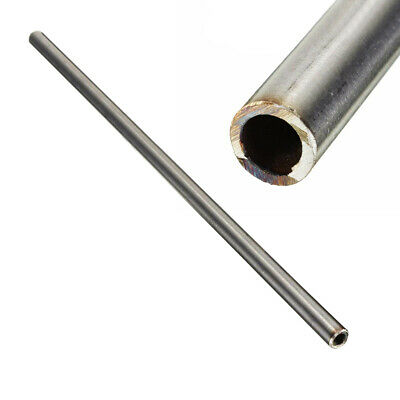 $6.49 • Buy 1 X OD 12mm X10mm ID 250mm Length 304 Stainless Steel Capillary Tube Pipe US