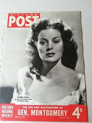 Picture Post Magazine 10 April 1943, Chinese Sharpshooters, Montgomery • 6.50£