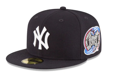 32d82827551 New Era New York Yankees 2000 Subway Series Collection Navy Blue Fitted Hat  • 34.87