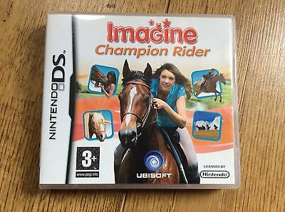 Imagine Champion Rider Ds Game! Look At My Other Games! • 2£