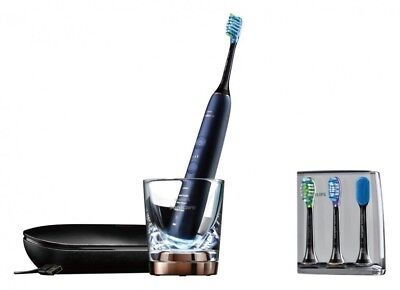 AU598.93 • Buy NEW Philips Sonicare Electric Tooth Brush Diamond Clean Lunar Blue HX9964/55 EMS