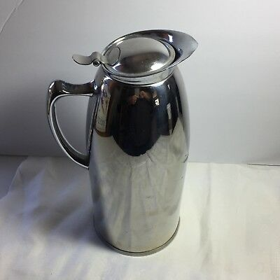 AU32.23 • Buy ELEGANT Thermo Carafe Insulated Stainless Steel Beverage Server 1.5 Liters