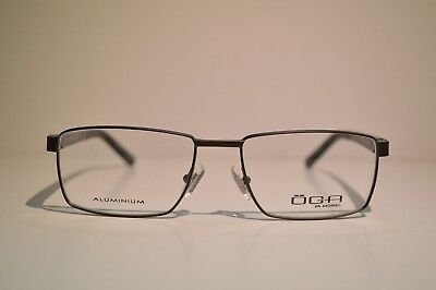 178f900f8ce0 New Authentic Men s OGA By Morel Brown Eyeglasses  8164O MN012 • 109.99