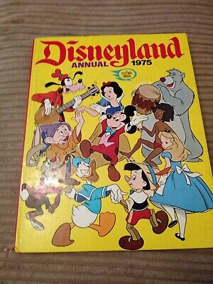 The Disneyland Annual 1975 Great Condition UK Edition • 9.99£
