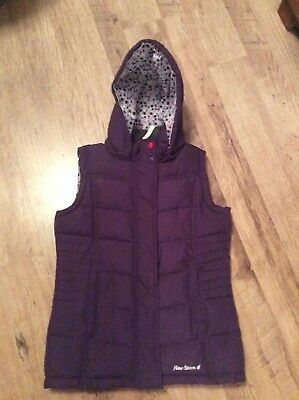 Peter Storm Girls' Daily Gilet Outdoor Clothing Purple • 13£
