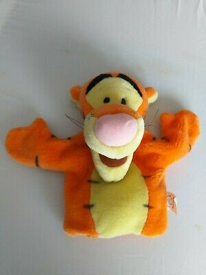Winnie The Pooh Tigger Hand Puppet.  9 .  FAST POSTAGE • 9.99£